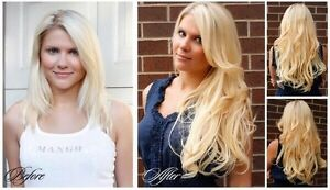 HAIR EXTENSIONS / SPRAY TANNING ,WE COME TO YOU ,! Gatineau Ottawa / Gatineau Area image 2