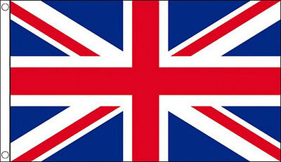 3' x 2' British Union Jack Great Britain United Kingdom UK GB Team Flag Banner