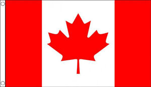 3' x 2' Canada Flag Canadian Maple Leaf National Flags