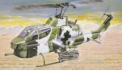 Italeri  1/72 AH1W Super Cobra Helicopter ITA160