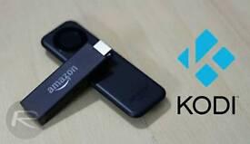 Amazon FireTv Stick Kodi