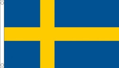 SWEDEN FLAG 5