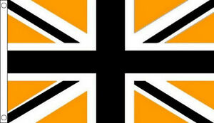 BLACK-and-GOLD-UNION-JACK-FLAG-5-x-3-Flags