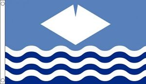 ISLE-of-WIGHT-COUNTY-FLAG-5-x-3-England-English-Counties-IOW