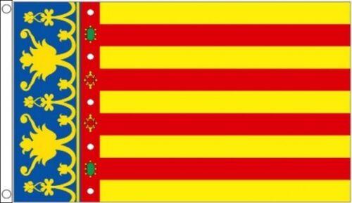 Spanish Flags - 5x3