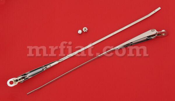 Ferrari 208 308 Gt4 Stainless Steel Wiper Arm Set New