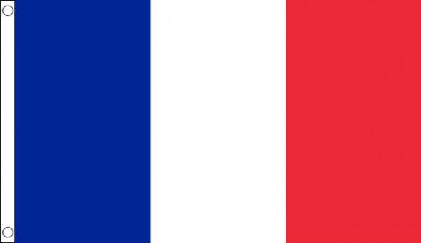 HUGE 8ft x 5ft France Flag Massive Giant 8