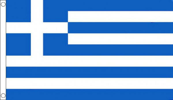 GREECE FLAG 5