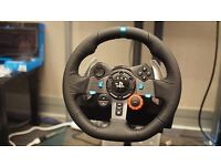 Logitech G29 Racing Simulator (Pc/Ps4/Ps3)