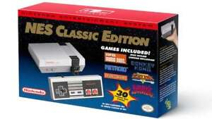 Nes classic and Snes classic brand new