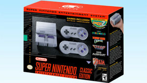 Nintendo SNES Classic Edition For Sale