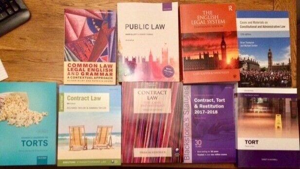 New LLB Law Books (Latest Editions)
