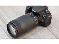 CANON EF 70-300 mm F/4-5.6 IS II USM Telephoto Zoom Lens
