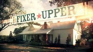 Wanted Fixer Upper Home