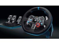 Brand New steering wheel Logitech G29 PS4/PC/PS3