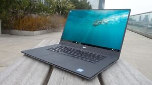 Ordinateur portable Dell XPS 15 9550 i7 laptop