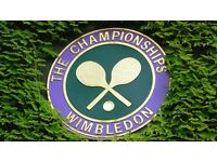 2 x Wimbledon Mens Semi Final Tickets For Sale