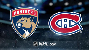 Billets Canadiens - Panthers tickets Rouge Centre 102