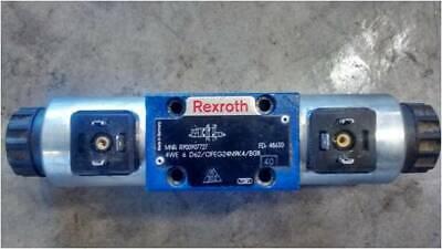 R900907727 Bosch Rexroth Directional Control Valve 4we6d62ofeg24n9k4b08