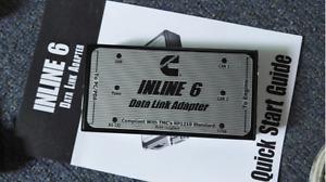 Cummins INLINE 6 Data Link Adapter Insite 7.62