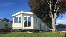 New Willerby Granada luxury 3 bedroom caravan - Snowdonia, North Wales (Caernarfon)