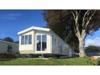 New Willerby Granada luxury 3 bedroom caravan - Snowdonia, North Wales (Caernarfon)