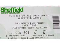 Take that ticket