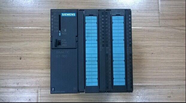 Used Siemens PLC Module 6ES7 314-6CF00-0AB0 Tested