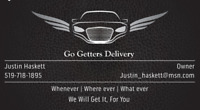Go Getters Delivery