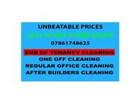 Cleaning services Reasonable Price