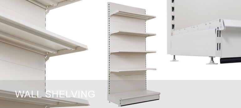 SHELVING FOR SHOPS