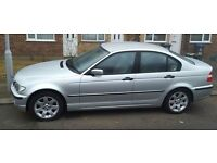 A reliable BMW with a one year MOT
