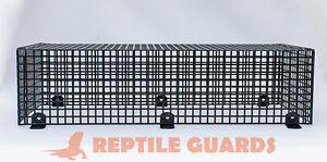 AHS Heater Guard Black - Reptiles and Vivariums