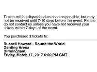 Russell Howard Tickets