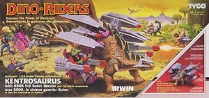 WANTED : 1980's DINO RIDERS Toys