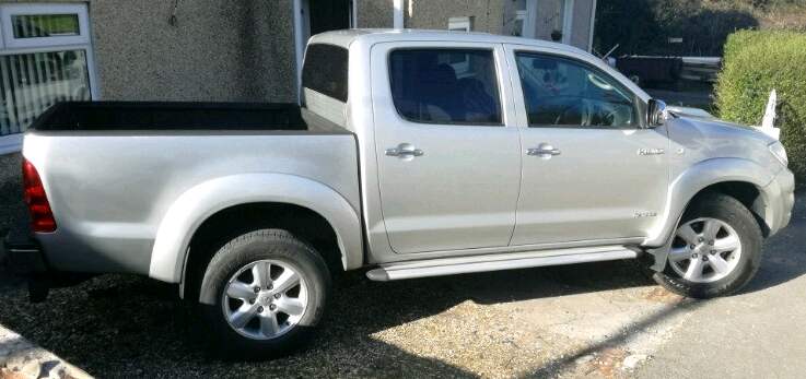 Toyota Hilux invincible for sale | in Kidwelly, Carmarthenshire | Gumtree