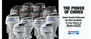 Re-power with a Suzuki outboards at NewStar Marine