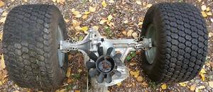 HydroGear Hydro-static Trans-axle for Toro 16-38 HXL Lawn Tracto