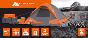 Ozark Trail 6 Piece Camping Combo.