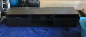 IKEA TV Bench BESTA with Drawers
