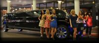 Birthday Concert Night out Bachelorette limo limousine service
