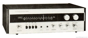 WANTED! Sherwood S-7100A Receiver