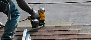 Roof service: Shingles, truss, plywood, flashing & eavestrough