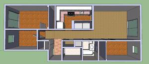 coopérative d'habitation dans Ahuntsic