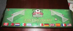 KIDS SOCCER NET KIT NEW IN BOX