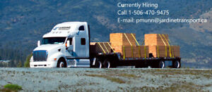 Flatbed Owner-Operators & Company Drivers Needed!