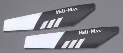 Heli-Max RC Parts Novus FP RC Helicopter Main Rotor Blades (2) HMXE8325