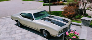 1971 Oldsmobile Cutlass S Coupe - Muscle Car