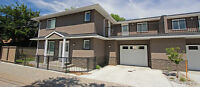 Penticton Vacation Home furnished, 3 blocks from beach! Sleeps 8