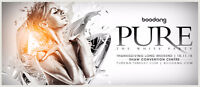 2 Pure White Night tickets for $180